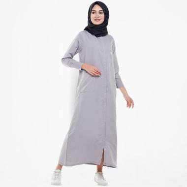 Covered Up Aluna Abaya Gamis Muslim Wanita