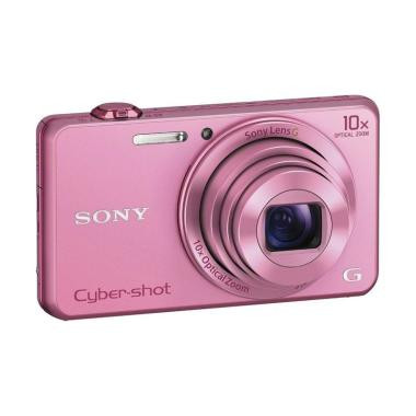SONY WX220 dengan 10x Optikal Zoom Kamera Pocket DSC-WX220