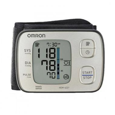 harga Omron HEM-6221 Wrist Blood Pressure Monitor Blibli.com