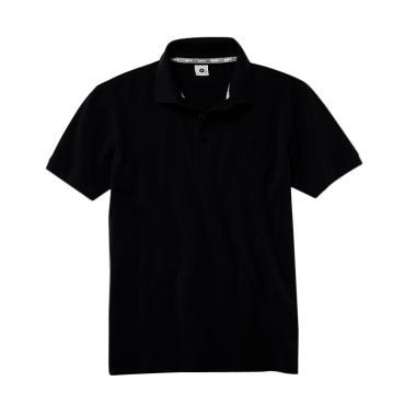 BMW Men s Polo Shirt Logo 3D - Dark Blue Baju BMW c4e4f9e4a13f7