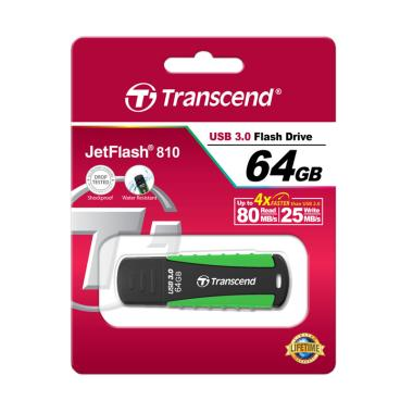 Transcend Flashdisk USB 3.0 JetFlash 810 [64GB]