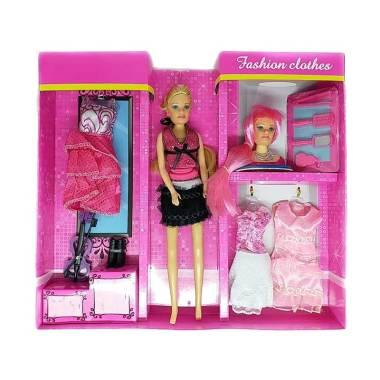 KLTOYS 60498HW-2 Susan Doll Fashion Clothes Boneka ... b7ae1f6829