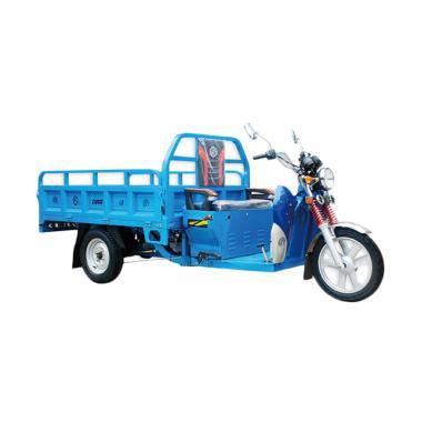 harga E-VOLTRIC Cargo 1.8 Roda Tiga Sepeda Motor Listrik Biru JABODETABEK Blibli.com