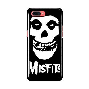 harga Flazzstore Horror Punk Rock Band Misfits Skull Z0506 Premium Casing for Oppo Realme C1 Blibli.com