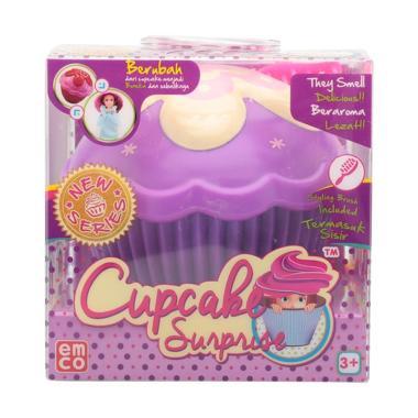 Jual Mainan Boneka Cupcake Surprise - Harga Diskon Baru  295b530d60