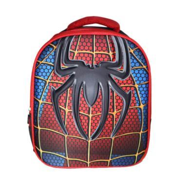 OEM 3D Spiderman Tas Sekolah Anak