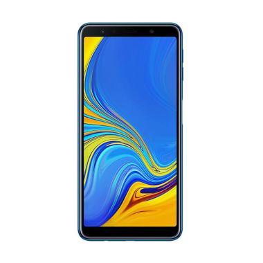 Promo Agent Prudential - Samsung Galaxy A7 Smartphone - Blue [64GB/ 4GB]