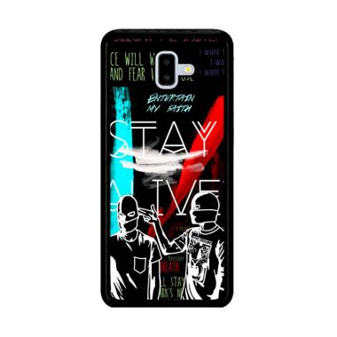 harga Flazzstore Twenty One Pilots Stay Alive Z2787 Premium Casing for Samsung Galaxy J6 Plus Blibli.com
