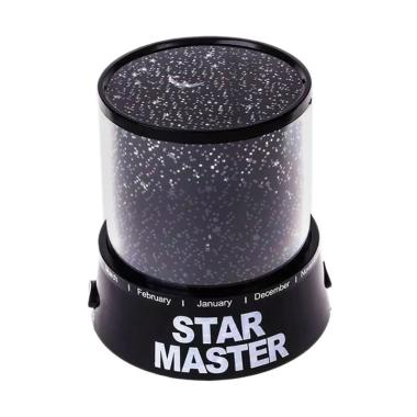 harga Best Star Master Projector LED Decoration Lights Hitam Blibli.com