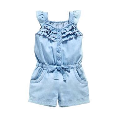 Abby Baby Ruffle Baju Jumpsuit Anak ...