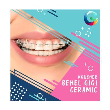 Behel Kawat Gigi Ceramic Voucher 8e98abb56a