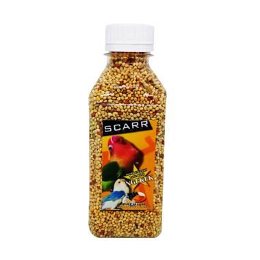 Scarr Lovebird Trimedia Pakan Burung ...
