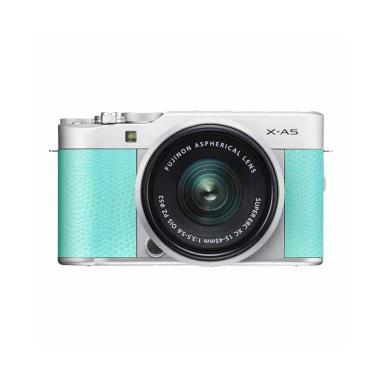 harga Fujifilm X-A5 Kit XC 15-45mm f3.5-5.6 OIS Kamera Mirrorless Cirebon Indah Photo Blibli.com