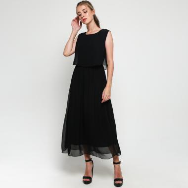 Jfashion Lorenza Long Dress Wanita