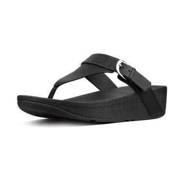 harga Fitflop Edit Toe-Post Sandal Wedges Wanita Blibli.com