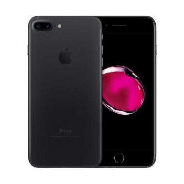 harga Apple iphone 7 Plus 32 GB Smartphone [Garansi distributor/ Refurbish] Black Matte Blibli.com