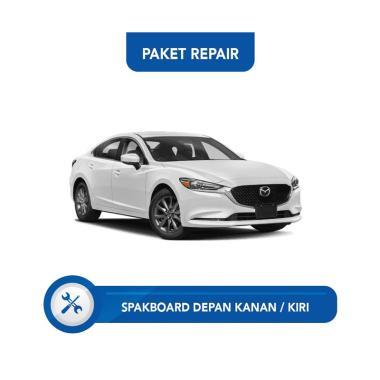 harga Subur OTO Paket Jasa Reparasi Ringan & Cat Mobil for Mazda 6 [Spakbor Depan Kanan atau Kiri] Blibli.com