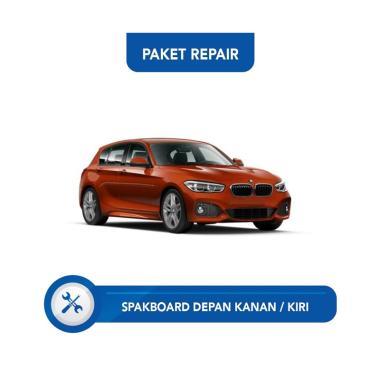 harga Subur OTO Paket Jasa Reparasi Ringan & Cat Mobil for BMW 1 Series [Spakbor Depan Kanan or Kiri] Blibli.com