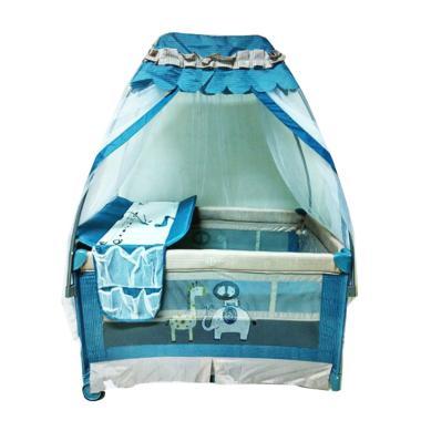 Tempat Tidur Bayi Yang Bisa Dibawa Kemana Mana