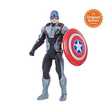 harga Hasbro Marvel The Avengers Movie Team Suit Cap Action Figure [6 Inch] Blibli.com