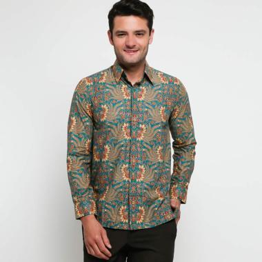 85 Gambar Baju Batik Pria Paling Keren