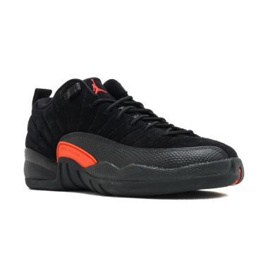 5db6bfe4fc23 NIKE Air Jordan 12 Retro Low BG Sepatu Basket Pria