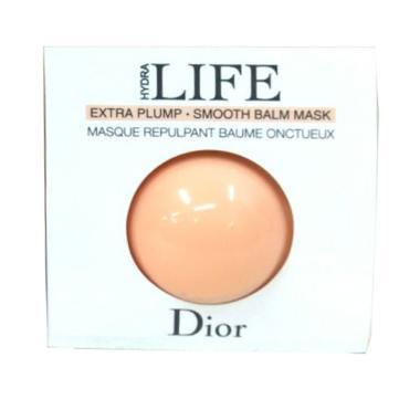 Dior Hydra Life Extra Plump Smooth Balm Mask Masker .