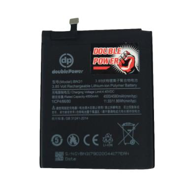 harga Double Power BN31 Baterai Handphone for Xiaomi Redmi Note 5a/ Mi A1/ Mi 5x [4580 mAh] Blibli.com