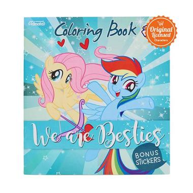 My Little Pony S We Are Best Coloring Book