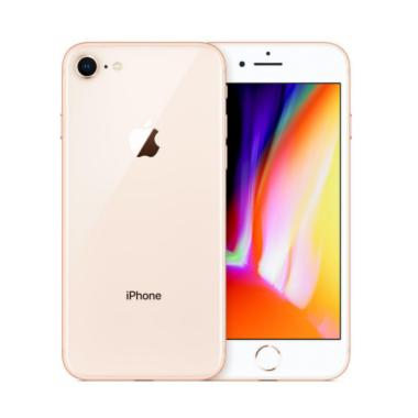 Apple Iphone 8 (Gold, 64 GB) (Refurbish)