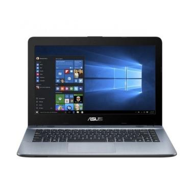 harga Asus X441BA-GA912T Notebook - Silver [A9 9425/4/1TB/Radeon R4/14