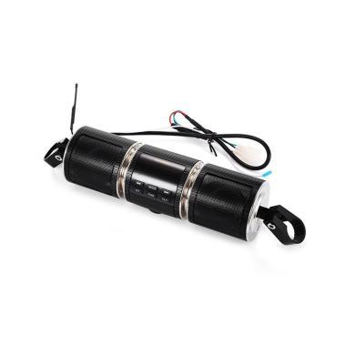 harga Bluelans MT487 Motorcycle Motorbike MP3 Music Player Bluetooth Waterproof Stereo Speaker Blibli.com
