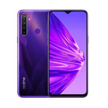 Realme 5 Smartphone [128 GB/ 4 GB] Crystal Purple