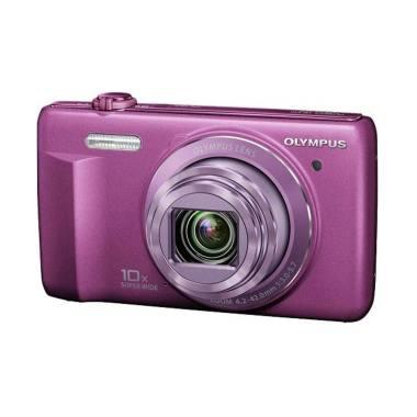 harga Olympus VR-350 Kamera Pocket - Purple Blibli.com