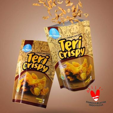 harga Bu Naning Original Keripik Teri Crispy [80 g] Blibli.com