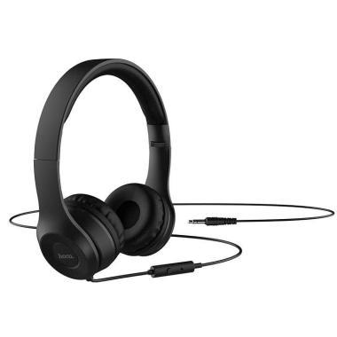 harga HOCO Graceful Charm Wired Headphone with Mic - W21 Blibli.com