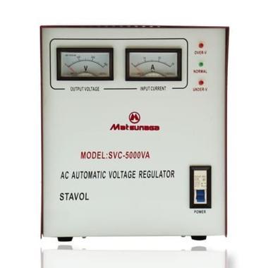 harga Matsunaga SVC 5000W Stabilizer Blibli.com