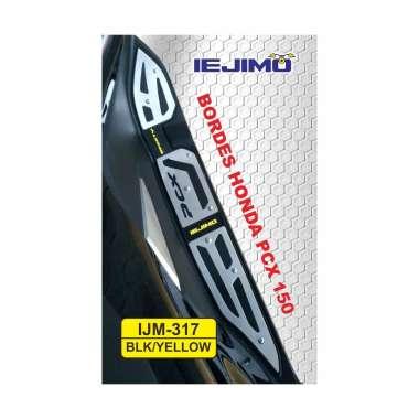 harga IEJIMO Panel Step Floor Aksesoris Motor for Honda Pcx 150 Silver Yellow Blibli.com