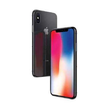 harga Apple Iphone X (Space Grey, 64 GB) (Refurbish) Blibli.com