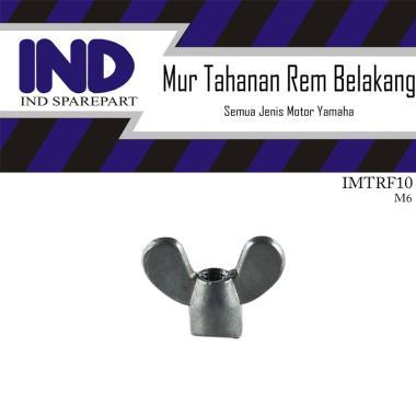 harga IND Onderdil Mur Tahanan Kawat Rem Belakang Motor SILVER Blibli.com