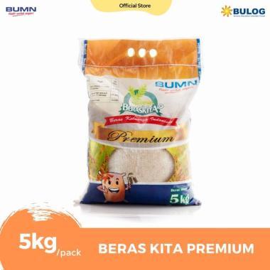 BULOG Beras Premium BerasKita 5kg