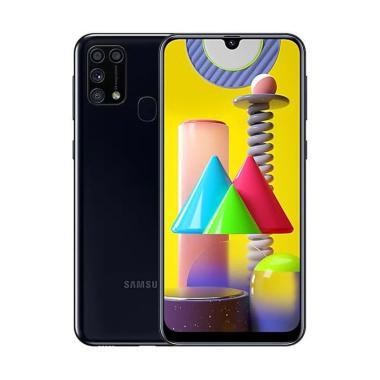 Samsung Galaxy M31 2020 Smartphone [6 GB/128 GB] Space Black