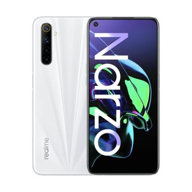 Realme Narzo (Just White, 128 GB)