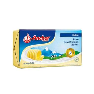 harga Anchor Salted Butter [227 g] Blibli.com