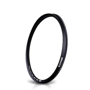 harga Zomei CPL Polarizer Filter Lens DSLR 58mm - Black BLACK Blibli.com