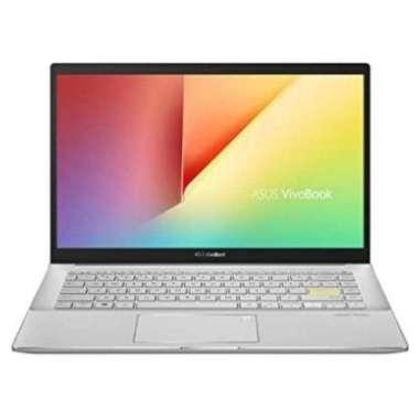 harga ASUS K413FQ-701 [ I7-10510/8GB/SSD 512GB/14,1'/NVIDIA MX350/WINDOWS 10 ] SILVER Blibli.com