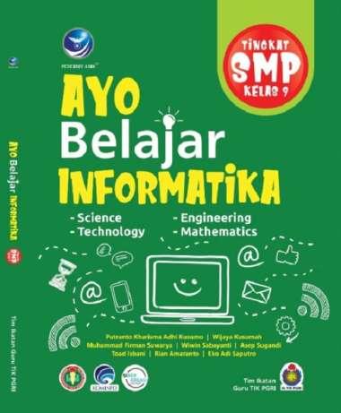 harga Ayo Belajar Informatika Tingkat SMP kelas 9 Blibli.com