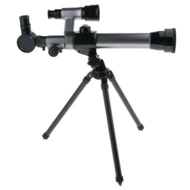 harga C2132 Beginners 52mm Astronomical Refractor Telescope with Tripod Kids Toys - Blibli.com
