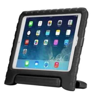 harga Casing iPad Mini 1 2 3 4 Standing Children Cover Case Shockproof Kids - Hitam Apple iPad Mini 1/2/3/4 Series Blibli.com