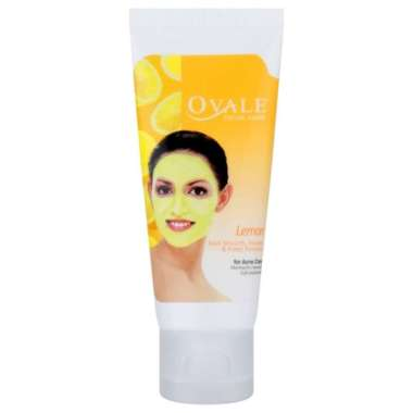 harga OVALE Facial Mask Lemon Tube 75gr Blibli.com